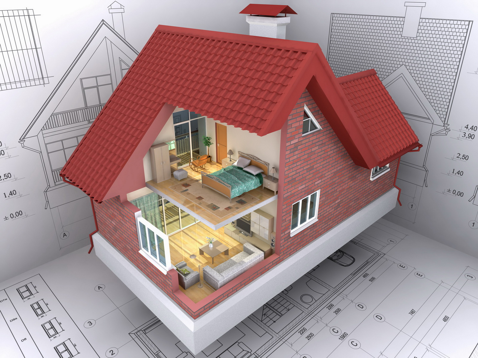 Дешевый дом своими руками фото